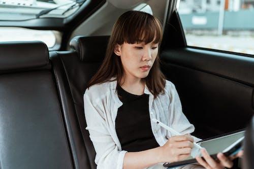 Immagine gratuita di alunno, Asiatico, auto, calma