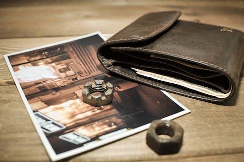 Free stock photo of american dollar, бумажник, бумажные деньги