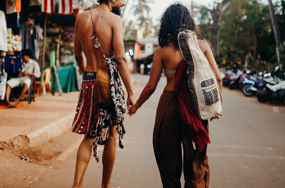 Indian Tourist @pexels