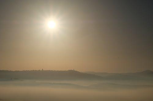 Fotos de stock gratuitas de Italia, niebla de la mañana, toscana