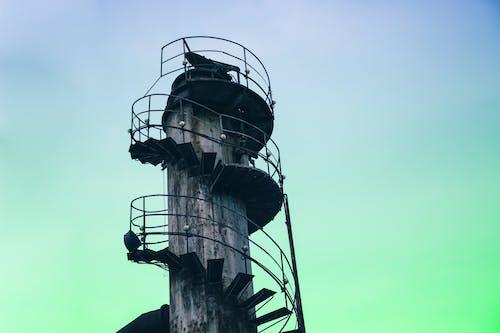 Gratis lagerfoto af bygning, fare, forurening, fyrtårn