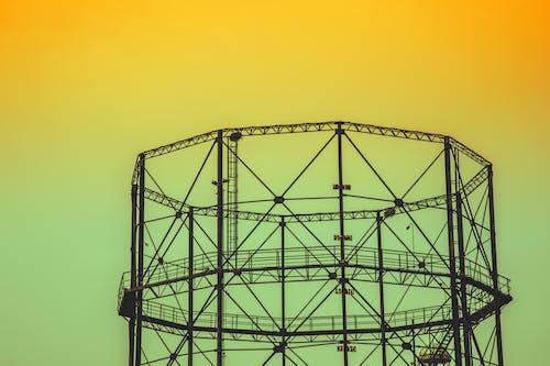 コンテンポラリー, シルエット, パワー, レトロの無料の写真素材