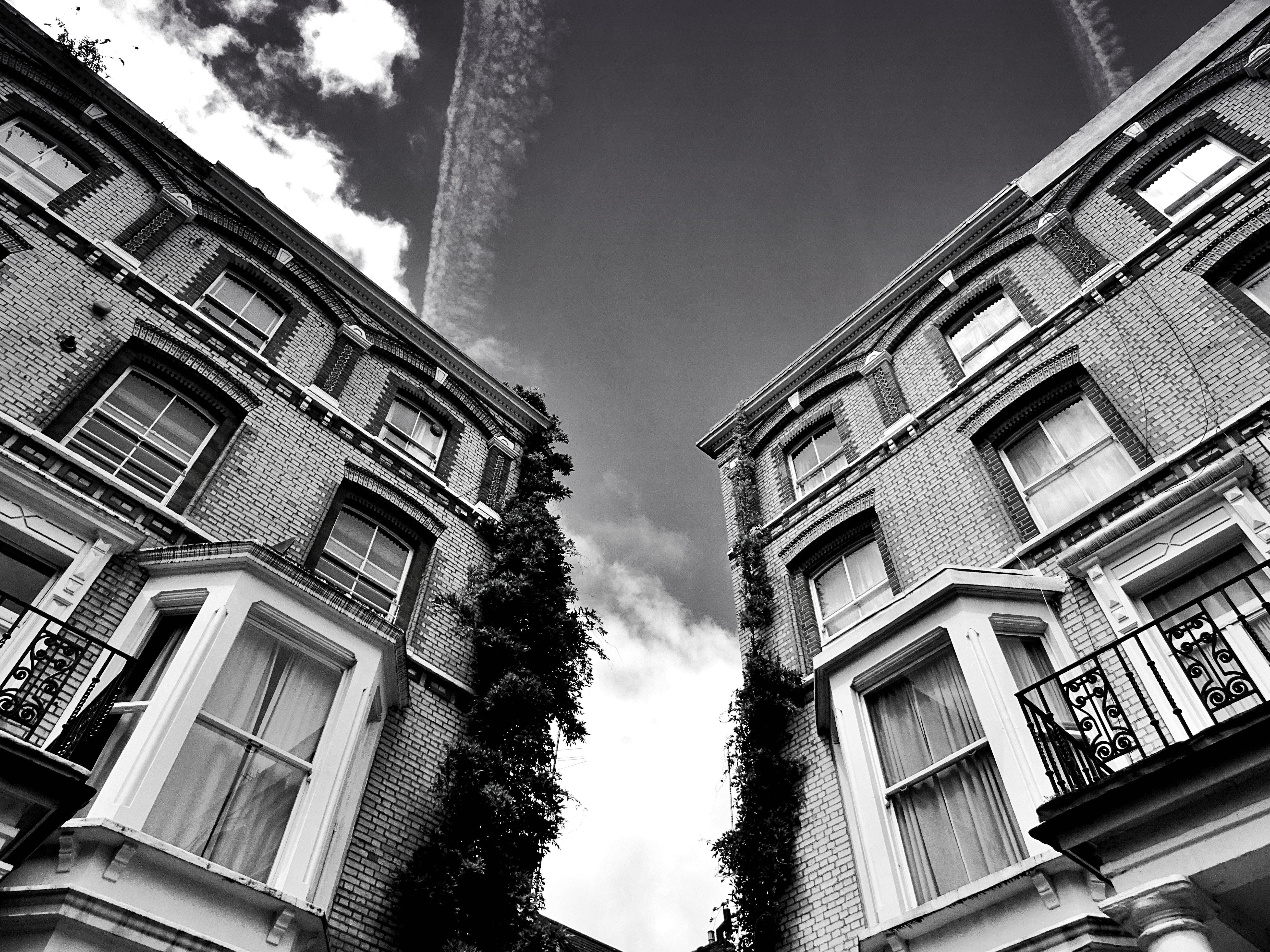 apartments, architecture, art