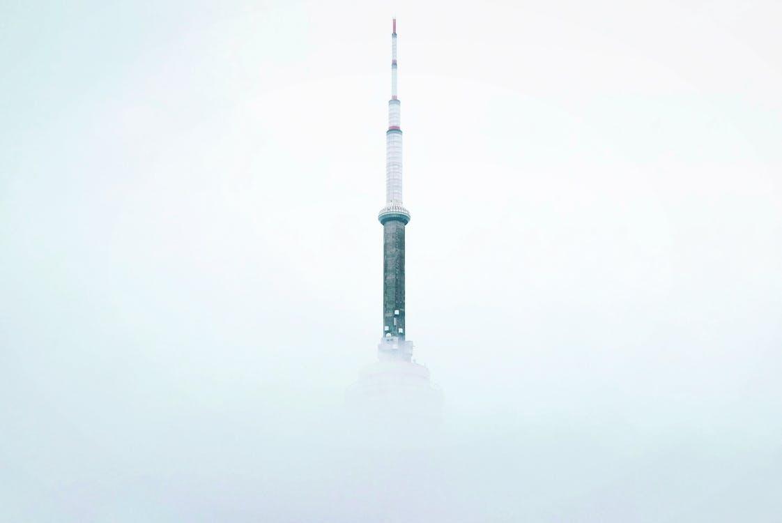 塔, 天空, 尖塔