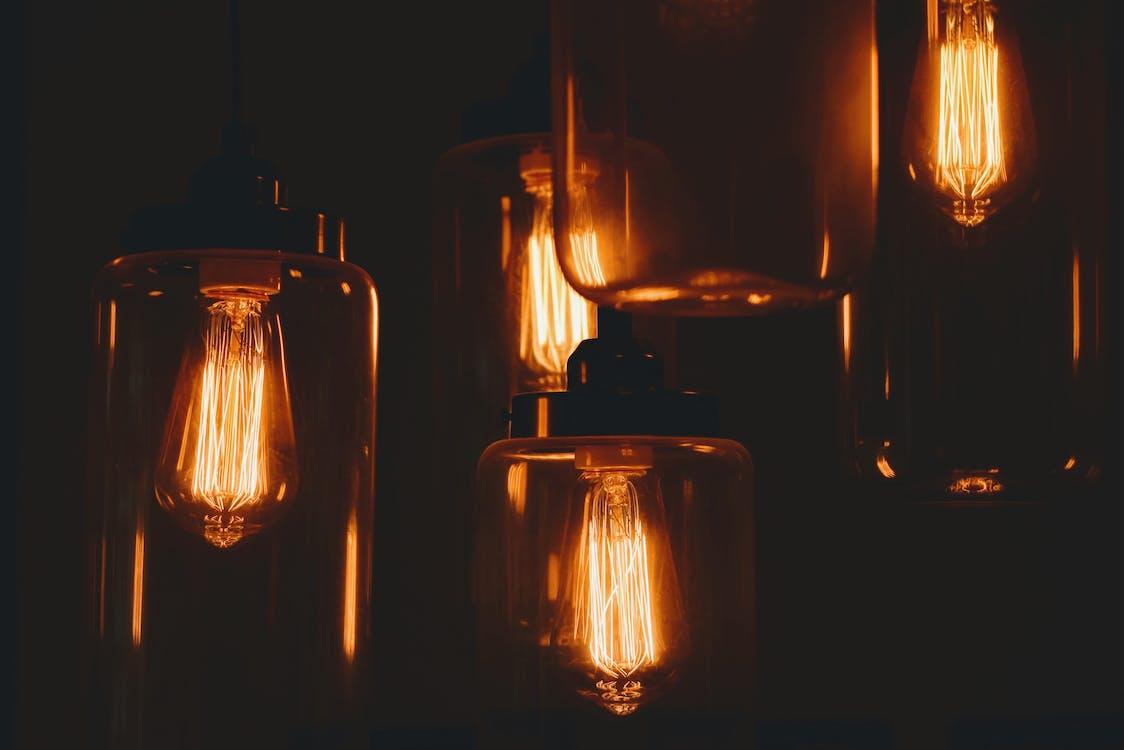 elektrisitet, energi, filament