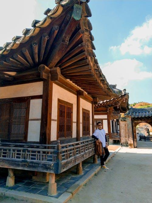 Kostnadsfri bild av gammalt hus, höst, kultur