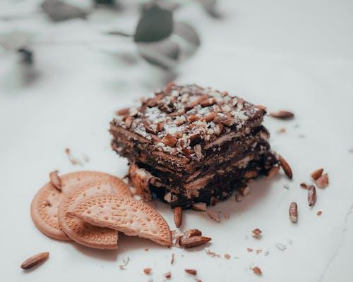 Безкоштовне стокове фото на тему «Апетитний, бісквіт, випічка»