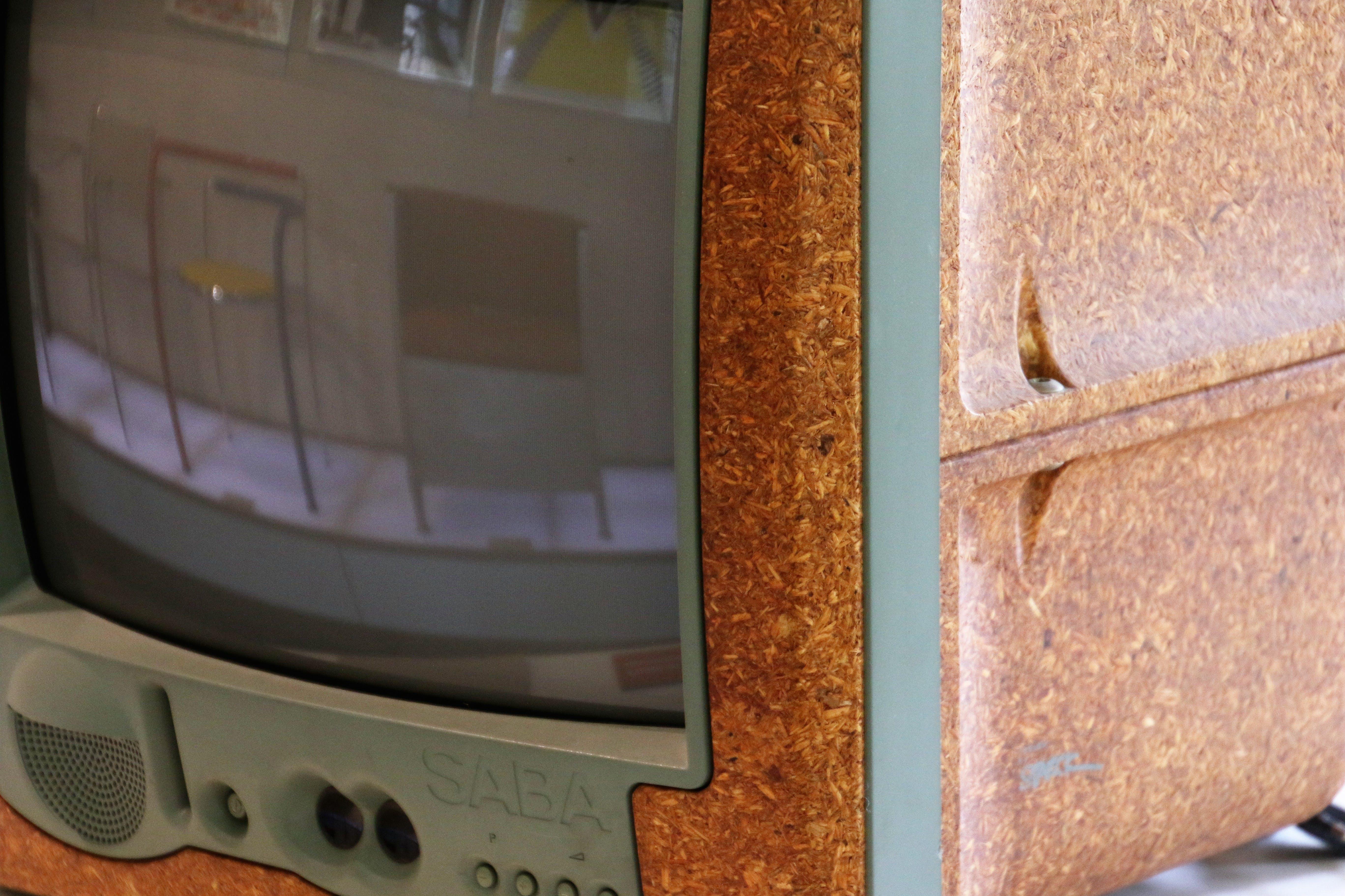Free stock photo of vintage, modern, cork, television