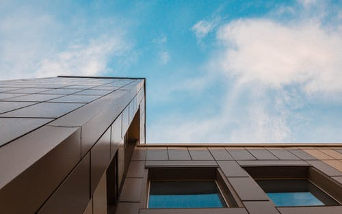 Free stock photo of architecture, blue sky, clouds