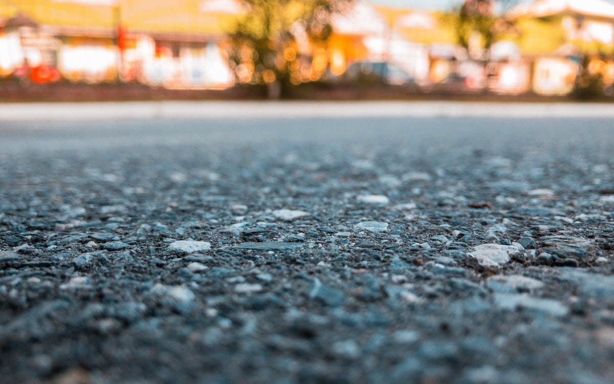 Free stock photo of asphalt, heat, summer