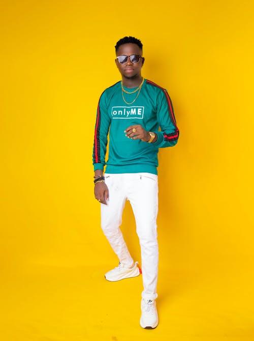 Imagine de stoc gratuită din articol de îmbrăcăminte, bărbat, bărbat afro-american, bărbat de culoare
