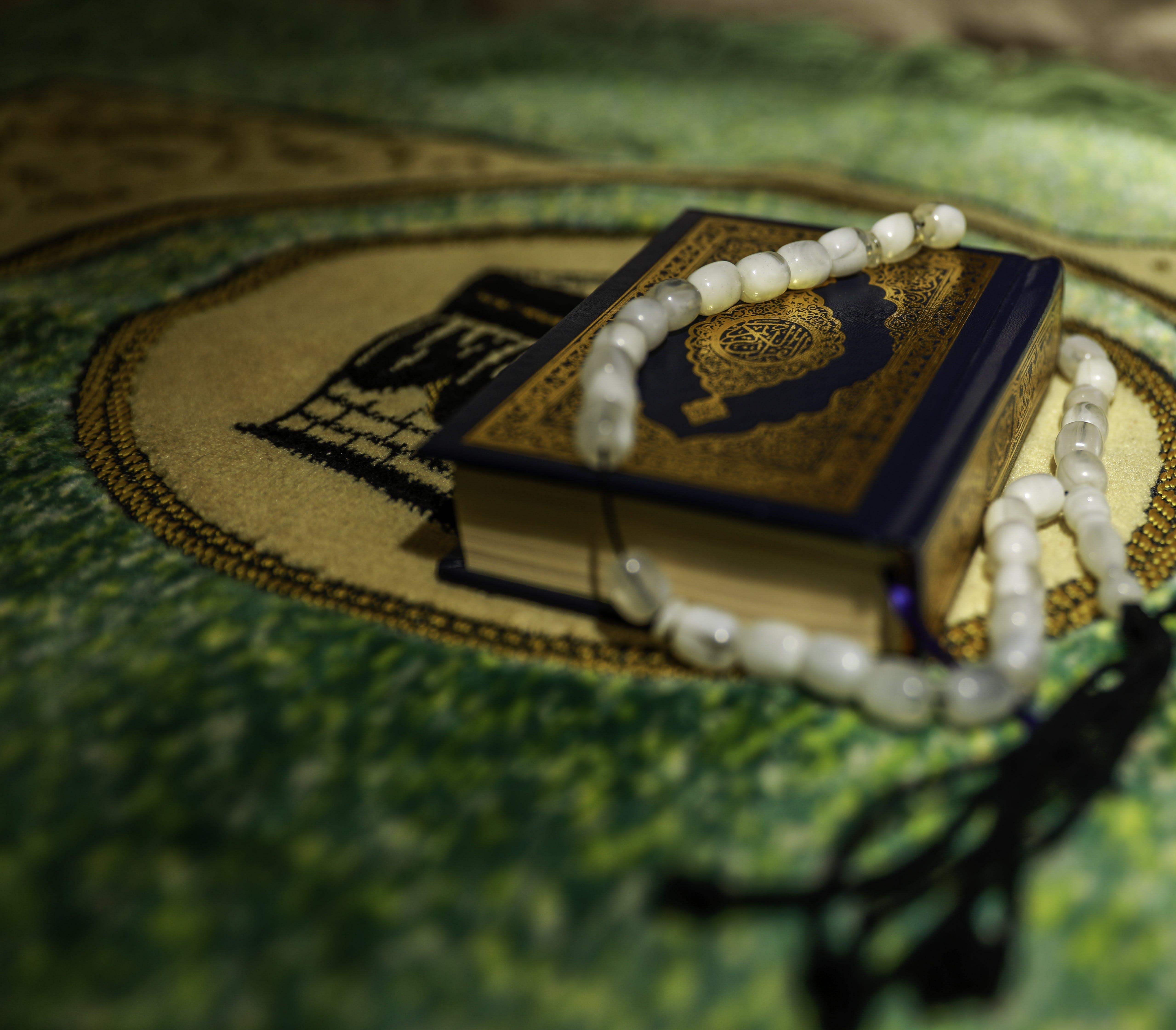 Free stock photo of Quran