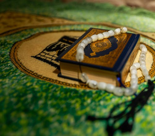 Free stock photo of Quran