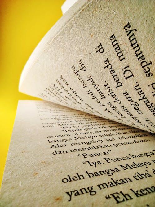 Imagine de stoc gratuită din carte deschisă, pagini de carte
