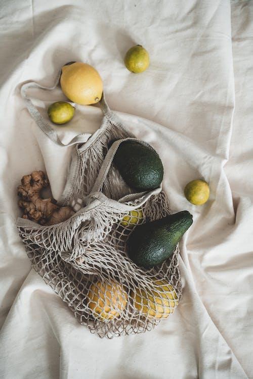 Gratis stockfoto met avocado, citroenen, ethisch winkelen