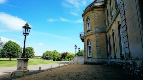 Ingyenes stockfotó angol örökség, bedfordshire, i. fokozat, kék ég témában