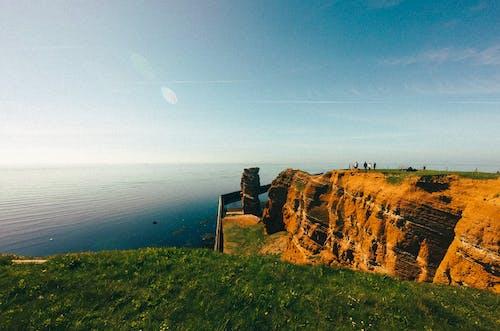 Free stock photo of blauer himmel, himmel, Insel, küste