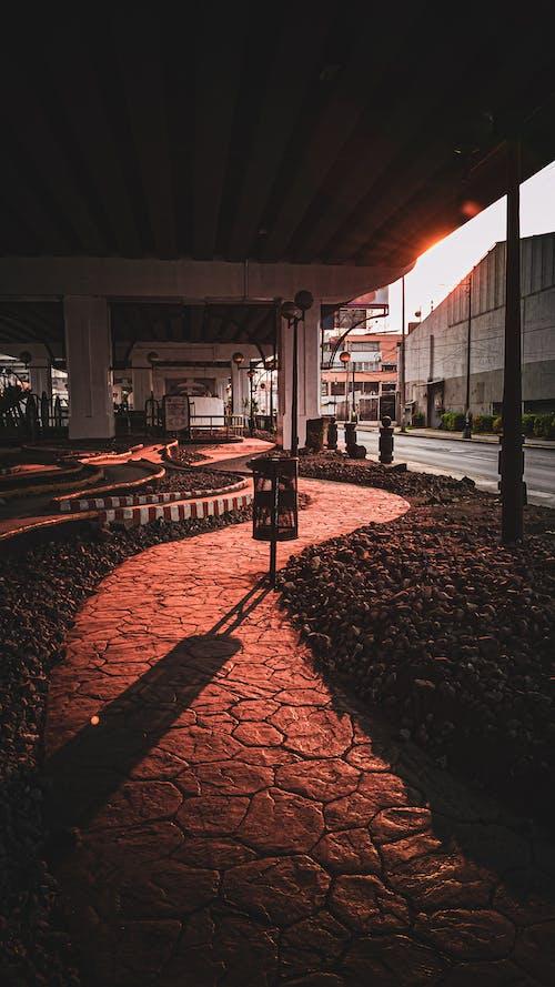 Fotobanka sbezplatnými fotkami na tému asfalt, betón, bulvár, cement
