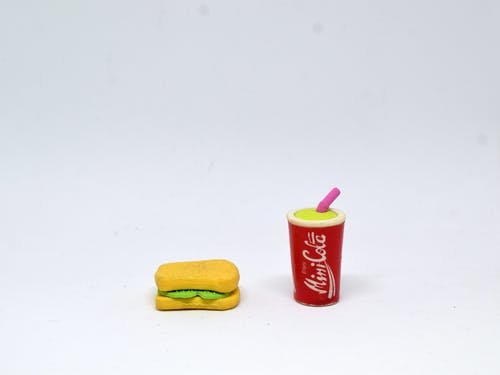 Immagine gratuita di bevanda, cibo, coca cola, giocattolo