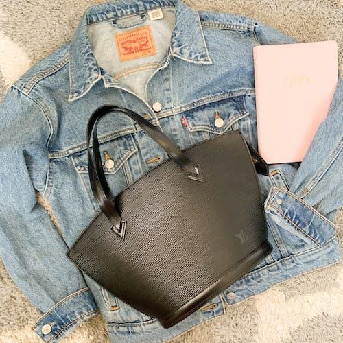 Free stock photo of fashion, handbag, jeans