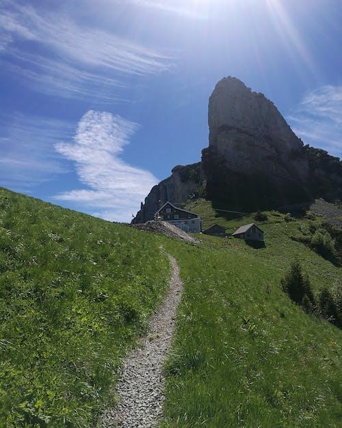 Бесплатное стоковое фото с #hoherkasten #alpsteingebiet #rheintalgletscher