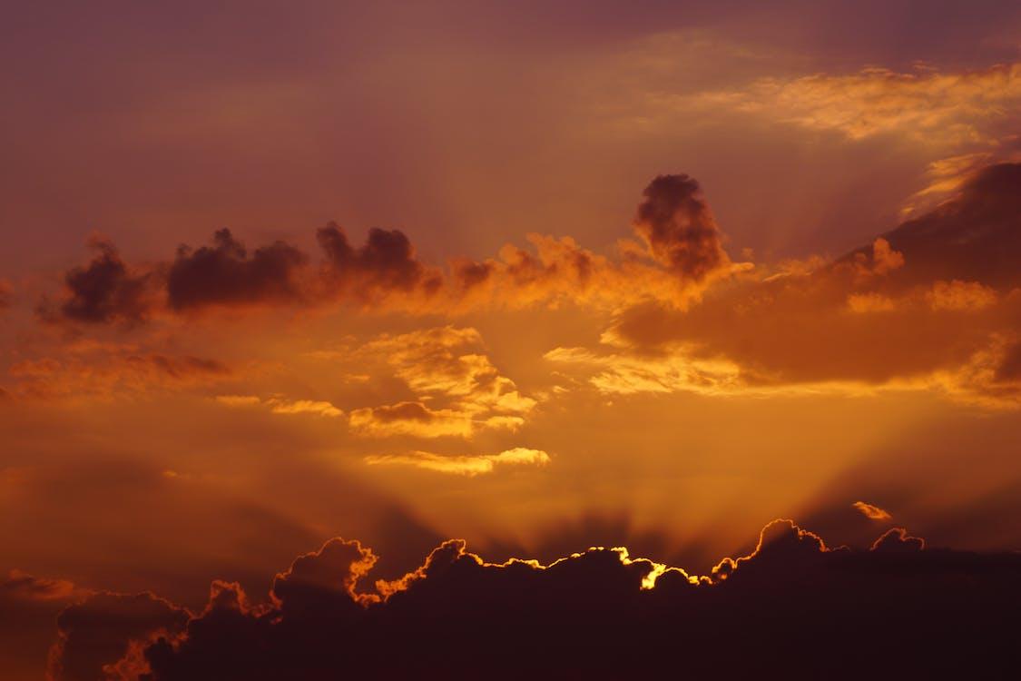 Crepuscular Clouds