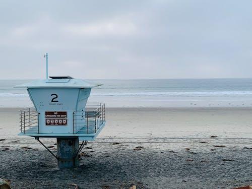 Foto profissional grátis de à beira-mar, água, amarelo