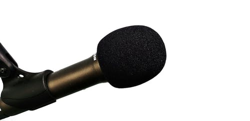 Free stock photo of condenser microphone, mic, microphone