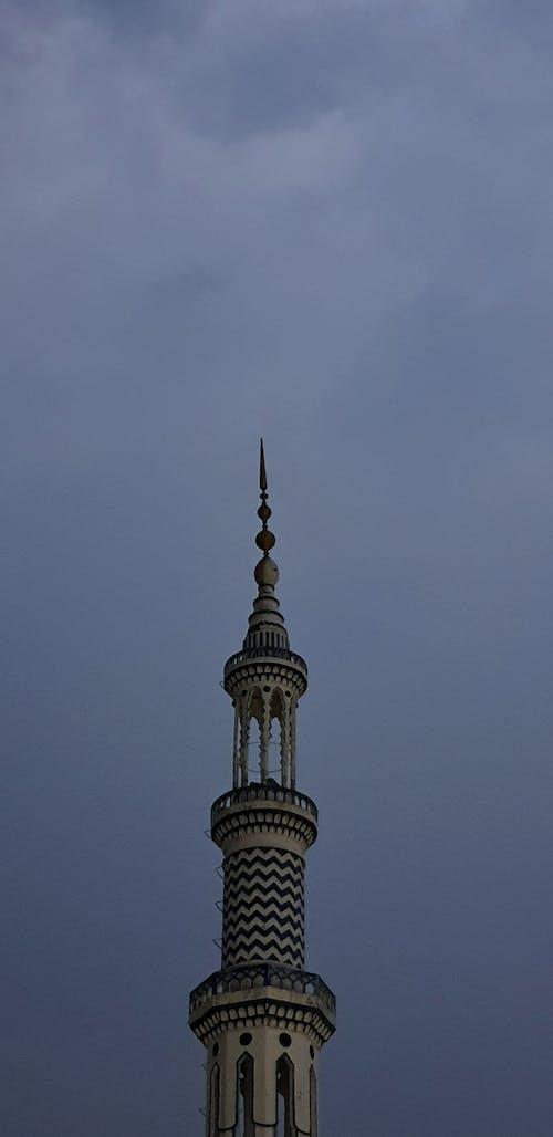 Free stock photo of islam, MINAR, minaret, mosque