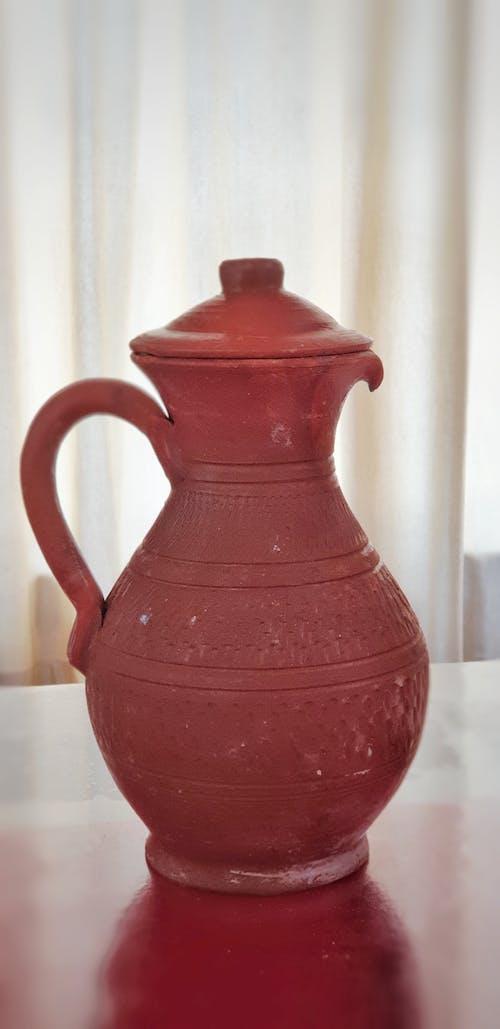 Free stock photo of classic, clay, jar, water jar