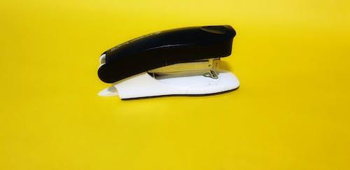 Free stock photo of stationery, yellow