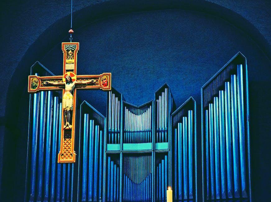 New free stock photo of cross, jesus, indoors