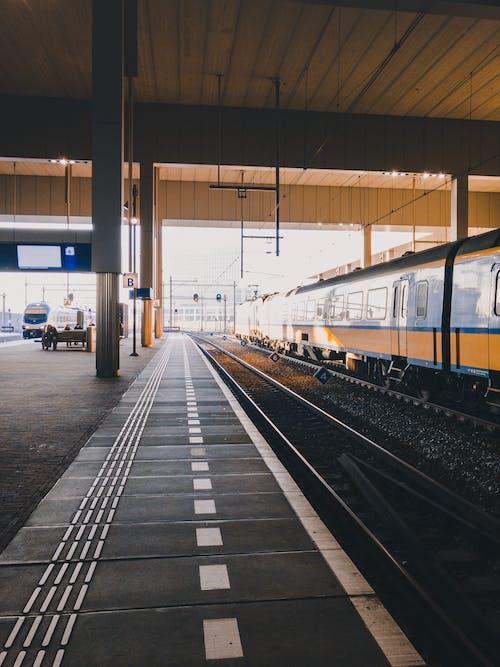 Free stock photo of public transport, public transportation, train station