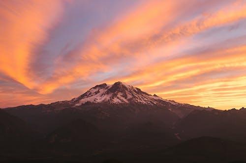 stratovolcano, 경치, 경치가 좋은, 국립공원의 무료 스톡 사진