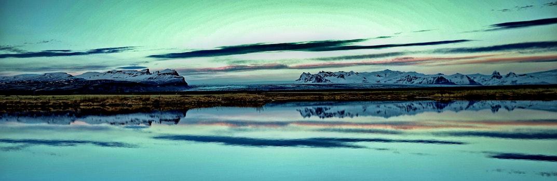 Free stock photo of snow, light, sea, landscape