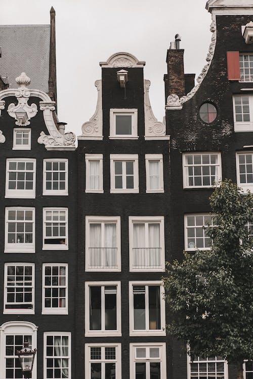 Gratis stockfoto met Amsterdam, architectuur, buiten, buitenkant