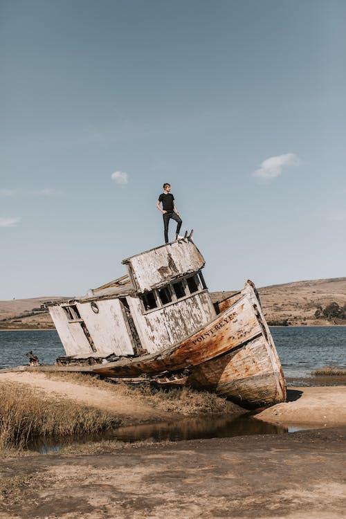 Gratis arkivbilde med båt, california, fartøy