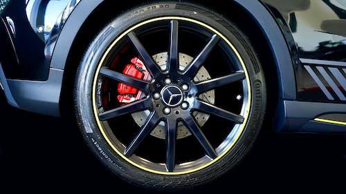 Ảnh lưu trữ miễn phí về a45 sáng, bạc, bánh xe, bánh xe làm bằng hợp kim