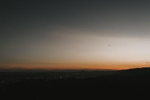 Immagine gratuita di acqua, alba, california