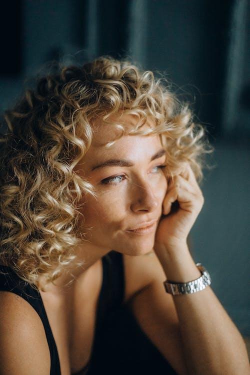 Imagine de stoc gratuită din atitudine, blondă, chip, coafură