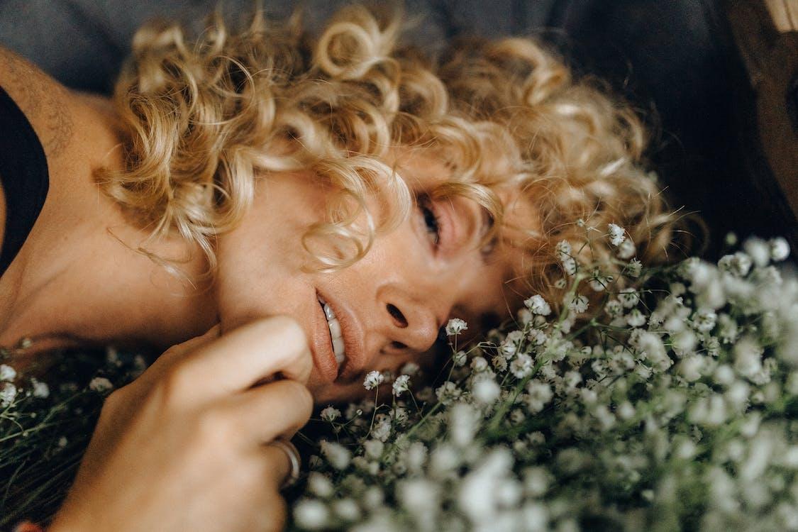 Imagine de stoc gratuită din atitudine, blondă, chip