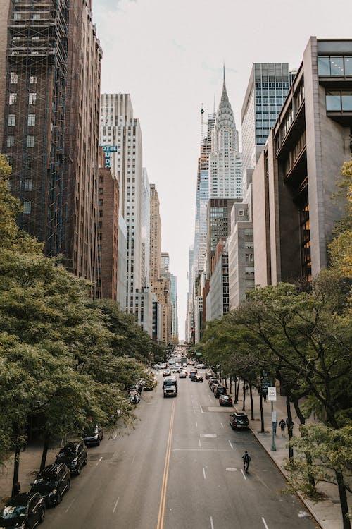 Бесплатное стоковое фото с skyscapers, архитектура, бизнес