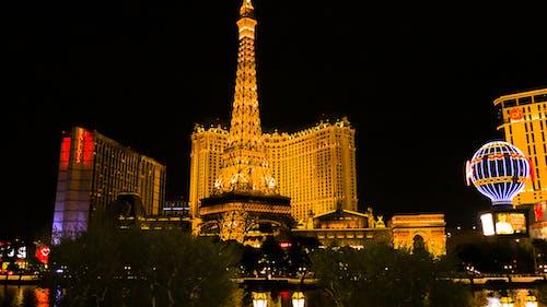 Foto stok gratis Amerika Serikat, kasino, kota, las vegas