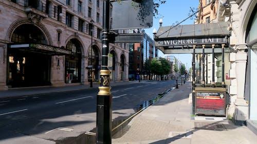 Free stock photo of empty street, lockdown, street