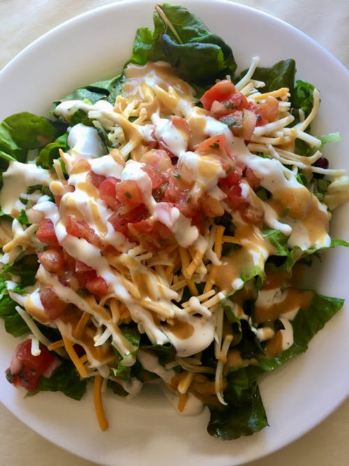 Free stock photo of salad