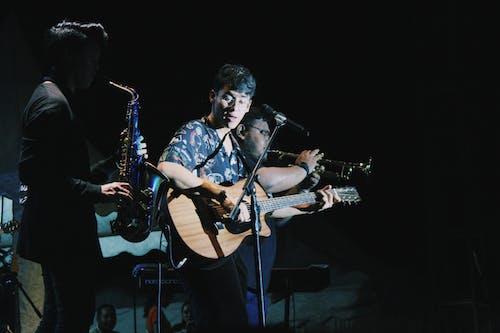 Free stock photo of acoustic guitar, ardhito, ardhitopramono, concert