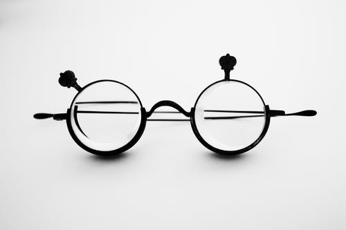 Free stock photo of eyeglasses
