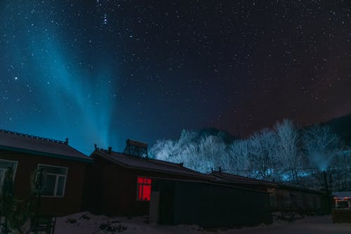 Foto stok gratis -25degreescelcius, alam semesta, angkasa