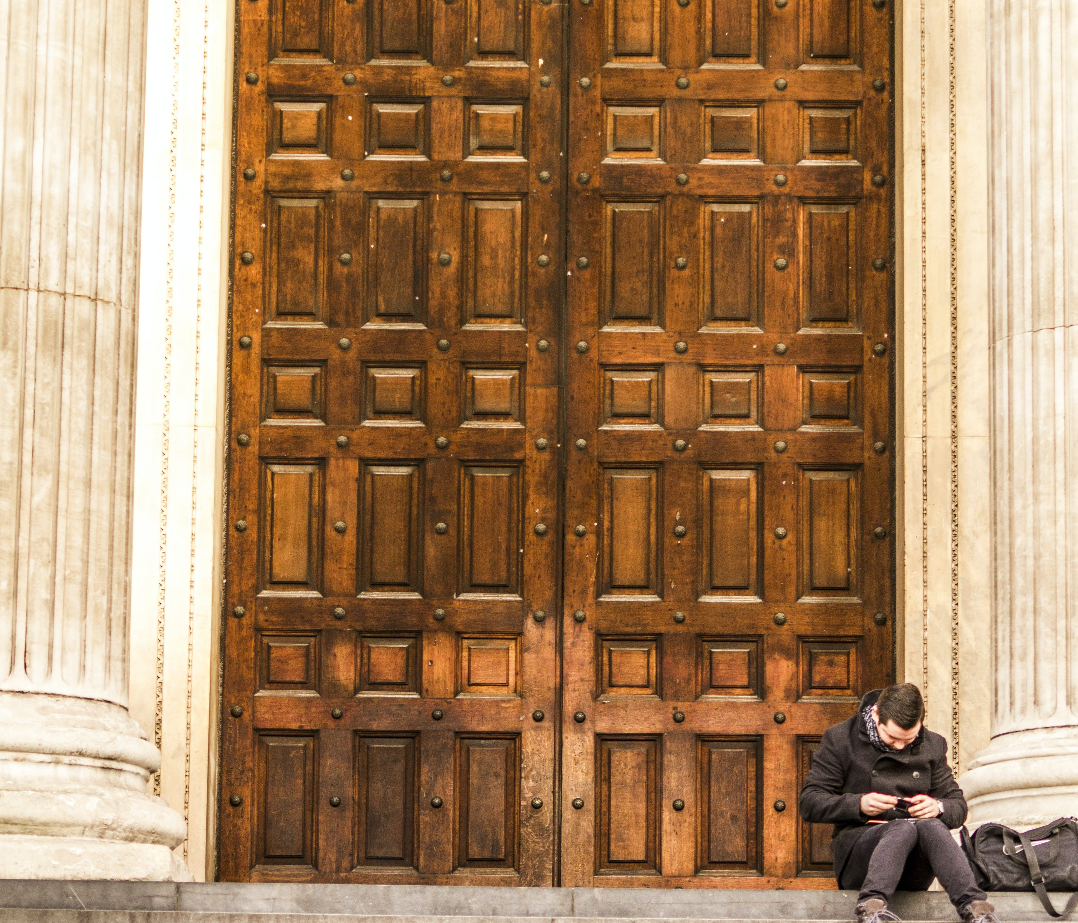 Free stock photo of cathedral, door, entrance