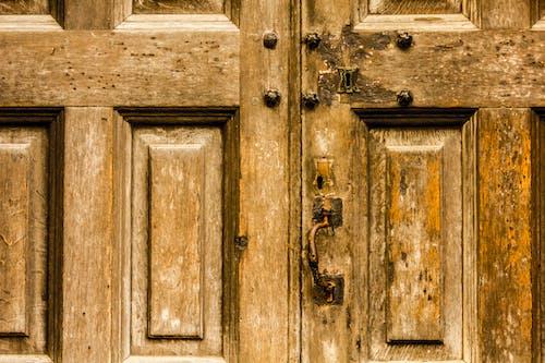 Free stock photo of door, door handle, lock